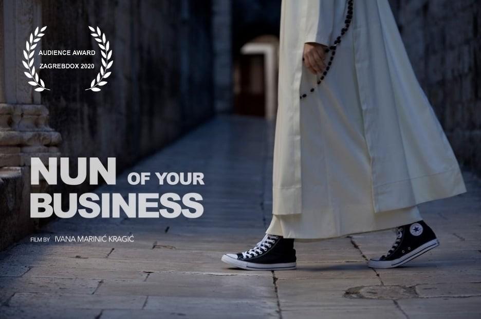 USKORO U 'KINO ZONI': Nun of Your Business