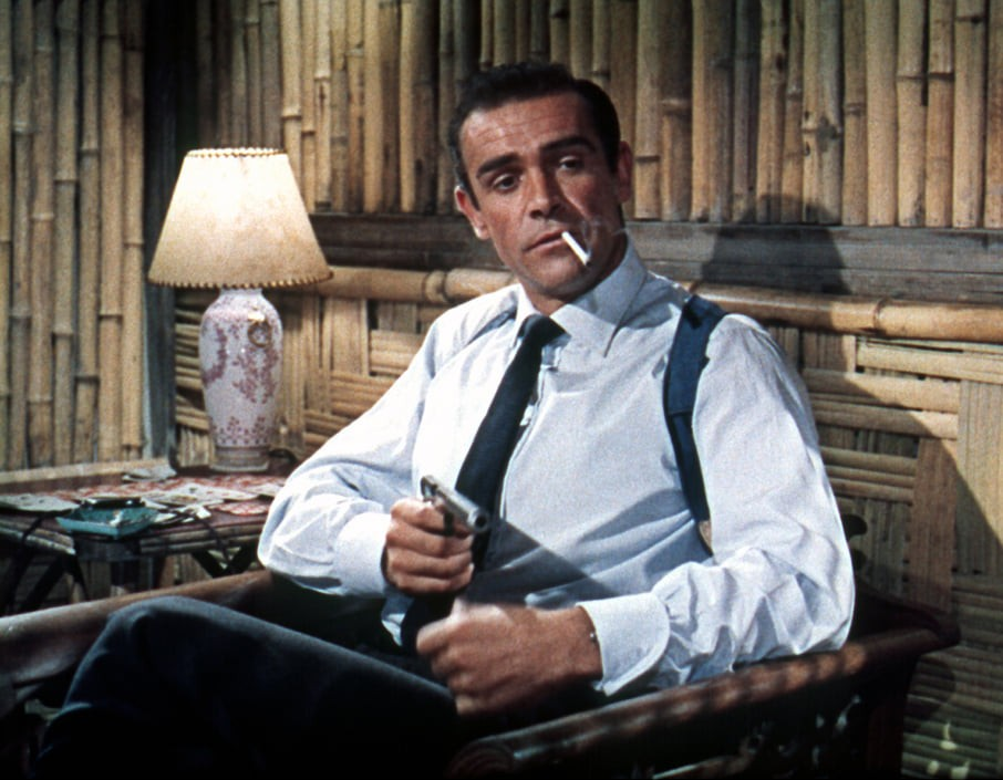 IN MEMORIAM: Sean Connery