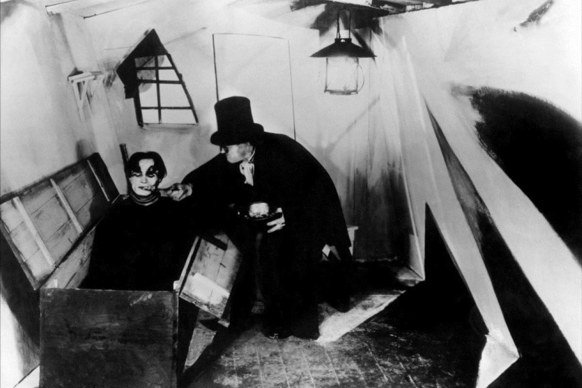 100 godina ''Kabineta doktora Caligarija''!