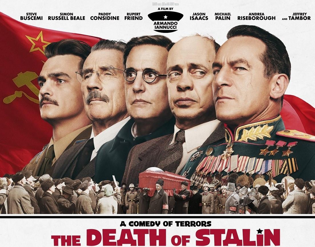 Smijehom uz ''Smrt Staljina'' zajedno potjerajmo kišu