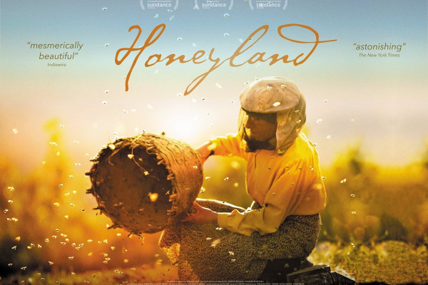 "Enjoy ""Honeyland"" this Monday"