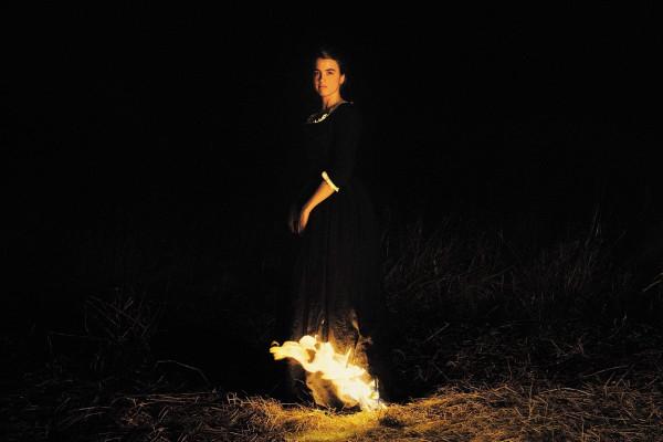 Portret djevojke u plamenu