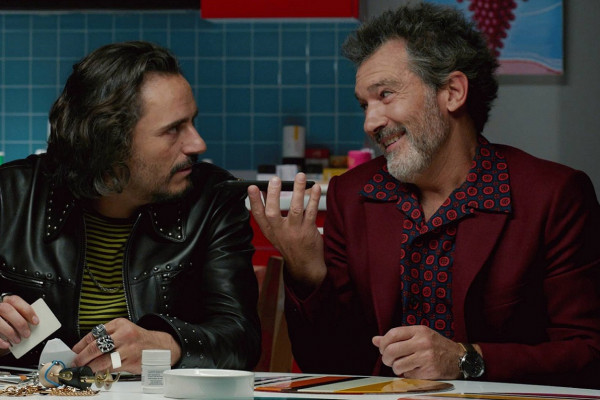 """On Friday we watch Almodovar's hit """"Pain and Glory''"""