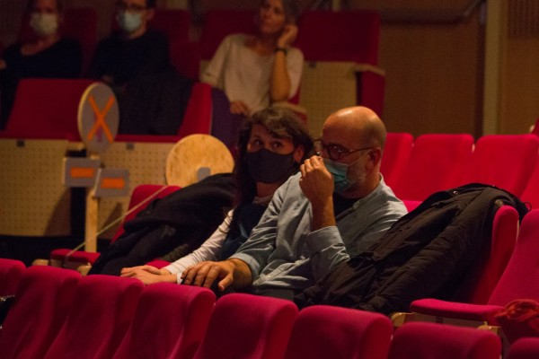Svjetska kino premijera filma ''Nun Of Your Business'' + moderirani razgovor s redateljicom Ivanom Marinić Kragić i glumicom Maruškom Aras