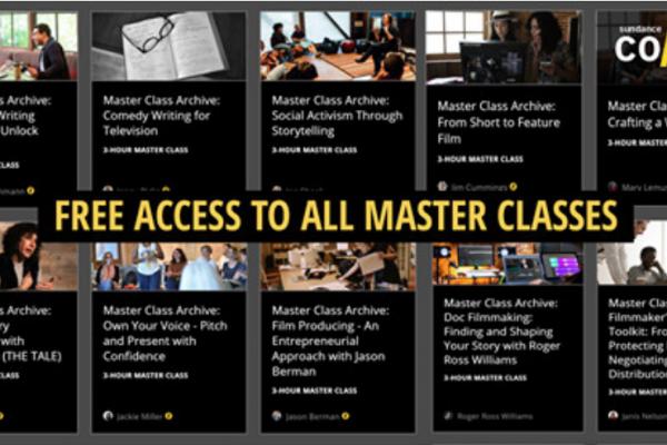 Besplatni Master class tečajevi!