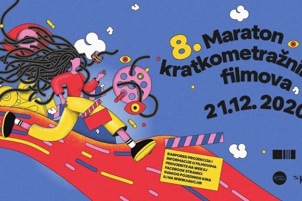 8. Maraton kratkometražnih filmova