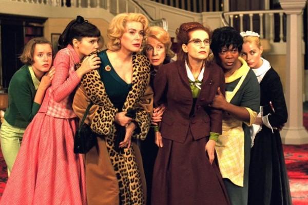 Rendez-vous au cinéma: 8 women