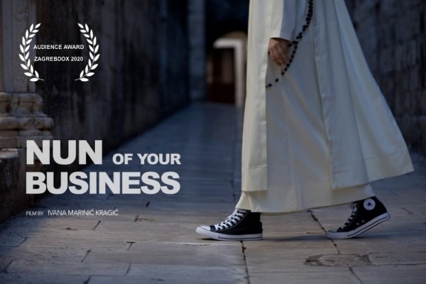 USKORO U 'KINO ZONI': Nun of Your Business