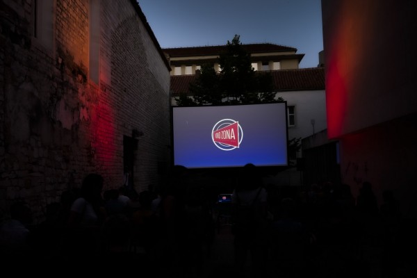 "Opening of the second edition of the summer cinema with the screening of the film ""Birds of Passage"""