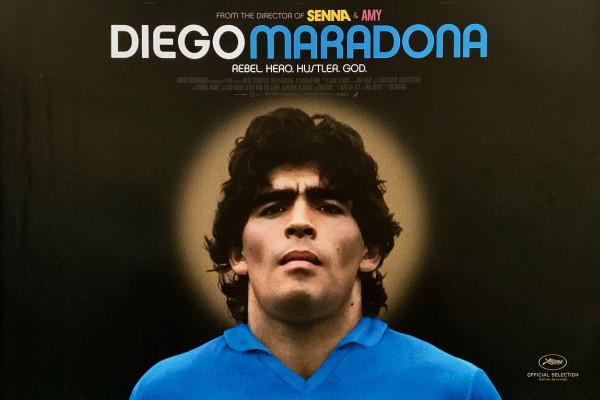 Cinema Zone brings you a film about football legend Diego Maradona!