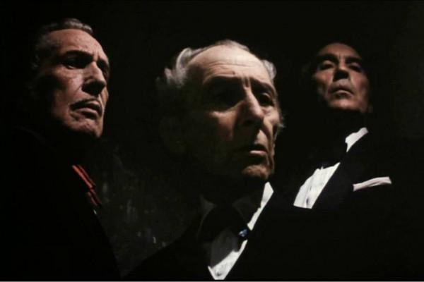 SJEĆANJE NA IKONE HORORA: Peter Cushing, Christopher Lee, Vincent  Price