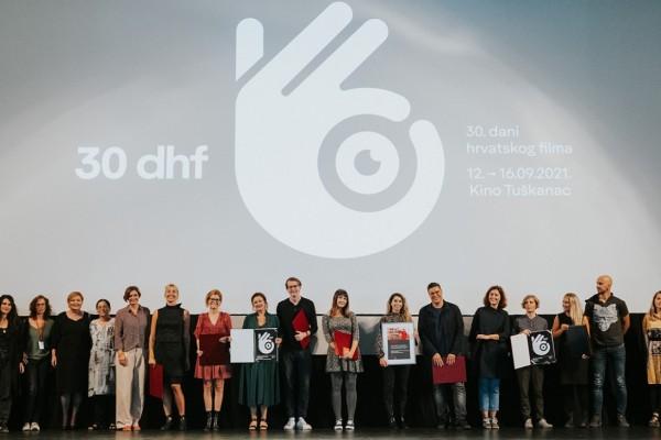 Film Jedna od nas Đure Gavrana osvojio Grand Prix 30. DHF-a